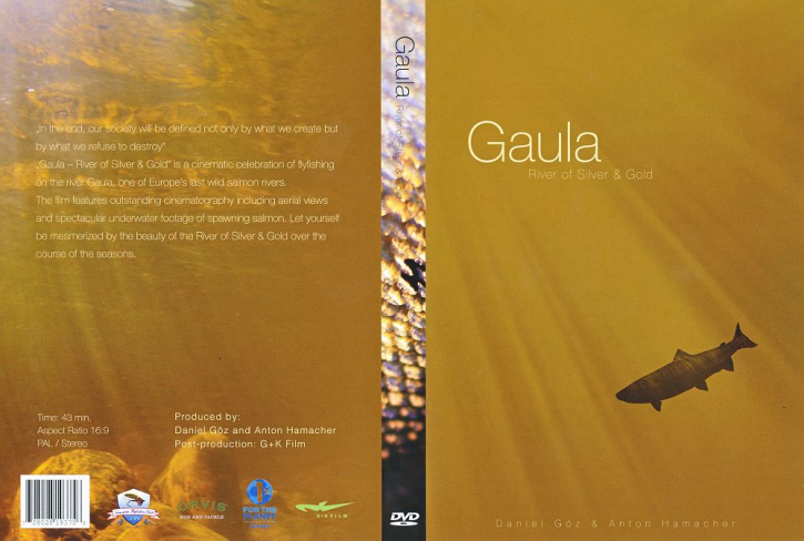 Gaula - River of Gold and Silver - DVD
