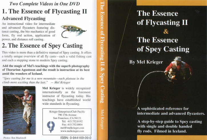 The Essence of Flycasting II & The Essence of Spey Casting - DVD