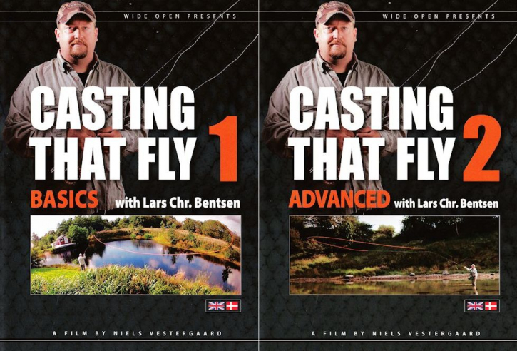 Casting that Fly - DVD