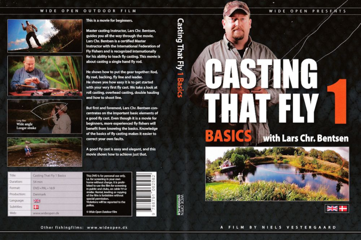 Casting that Fly 1 - DVD