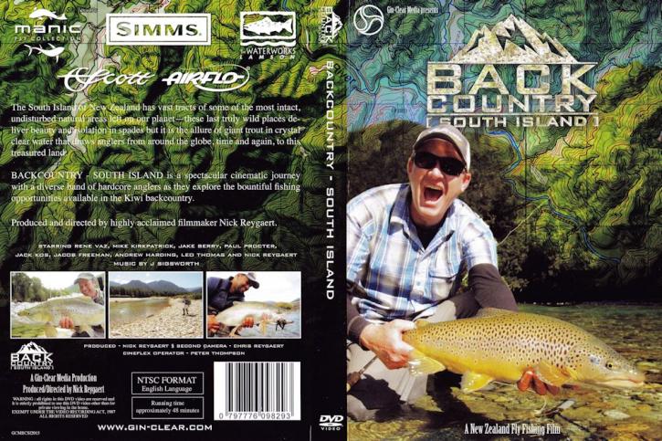 Backcountry South Island - DVD