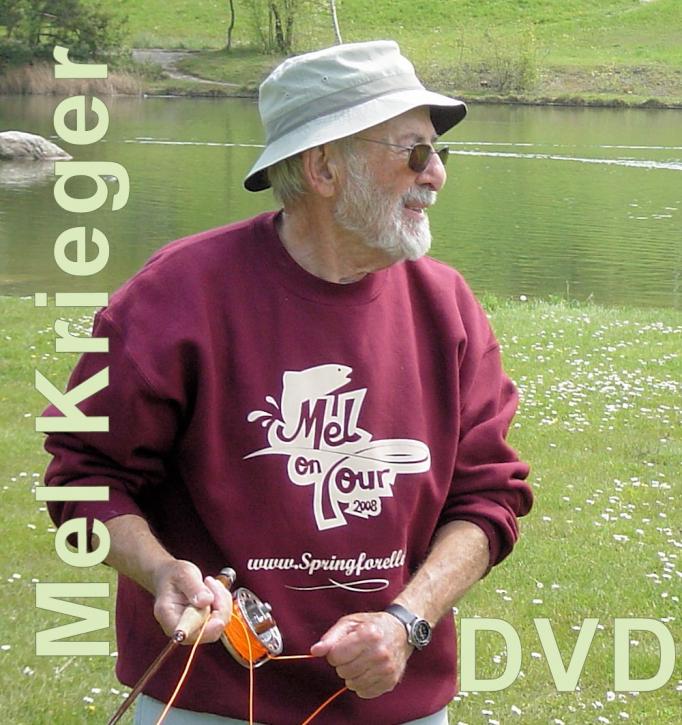 Mel Krieger DVDs