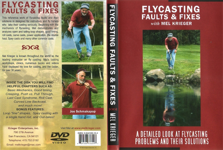 Flycasting Faults and Fixes - DVD