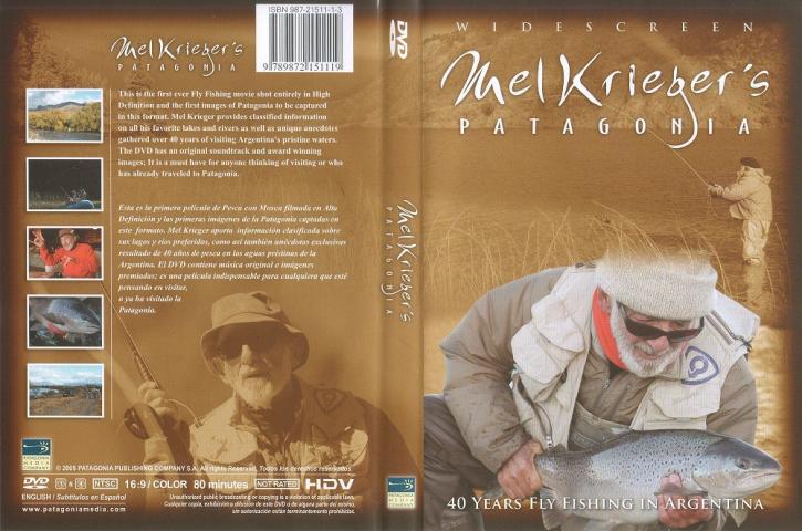 Mel Kriegers Patagonia - DVD