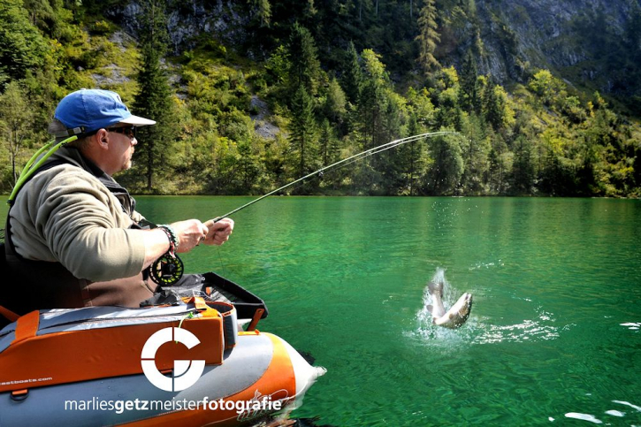 Belly Boat Course in Mittersill, Austria
