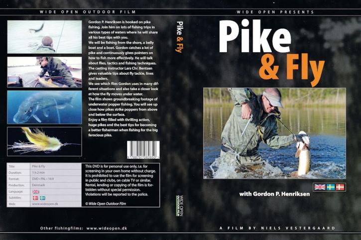 Hecht und Fliege - DVD