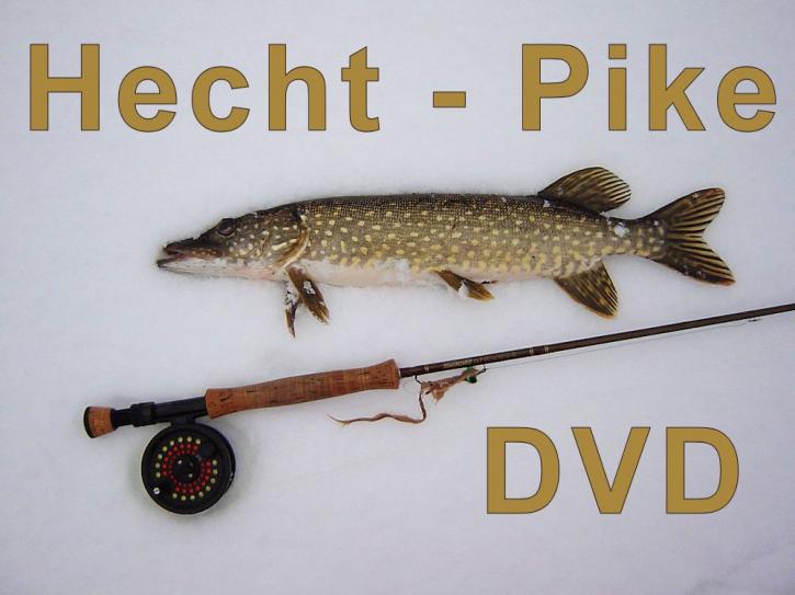 Fliegenfischen auf Hecht - 2 DVDs