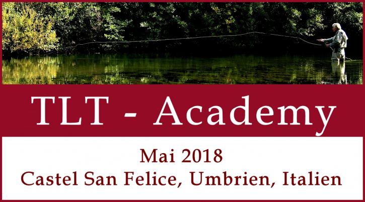 TLT-Casting Course in Castel San Felice, Italy