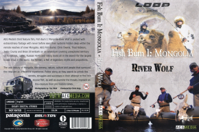 Mongolia – River Wolf - DVD