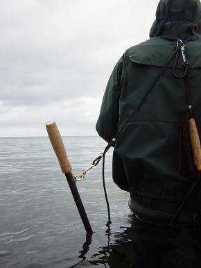 Ole Jörgensen's Wading Staff