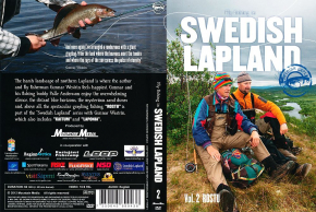 Fly-fishing in Swedish Lapland, Vol. 2 Rostu - DVD