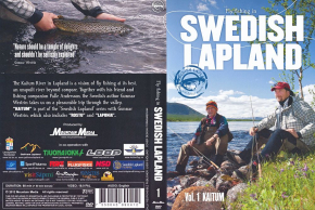 Fly-fishing in Swedish Lapland - Volume 1 Kaitum - DVD