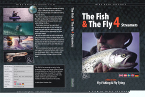 The Fish & The Fly 1 bis 4 - 4 DVDs