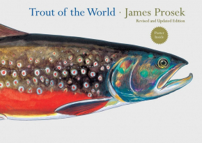 Trout of the World - book by James Prosek