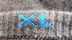 Bison Wading Socks XL