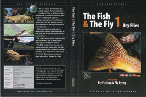 DVD cover: The Fish & The Fly 1 Dry Flies