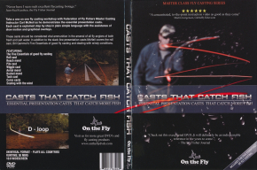 Casts that Catch Fish - DVD