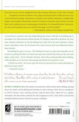 Trout Bum - book by John Gierach