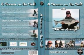 Wolfsbarsch und Striper mit der Fliege - 2 DVDs ohne Fliegen