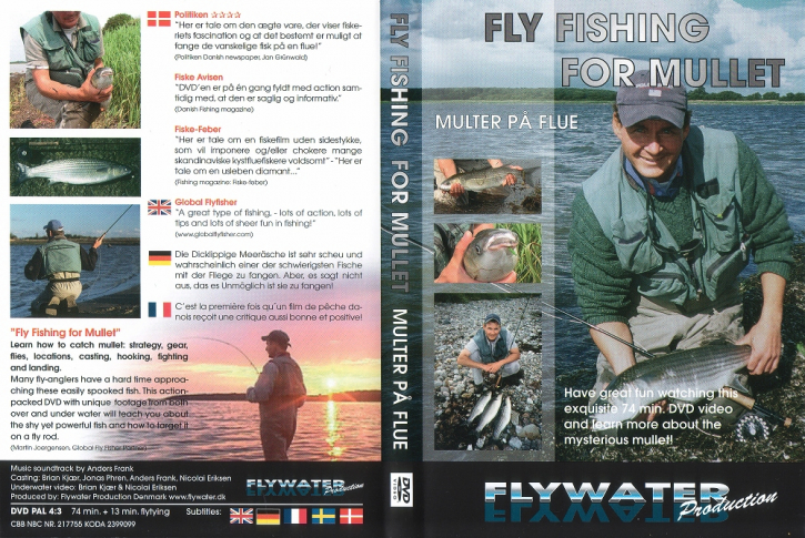Fly Fishing for Mullet - DVD