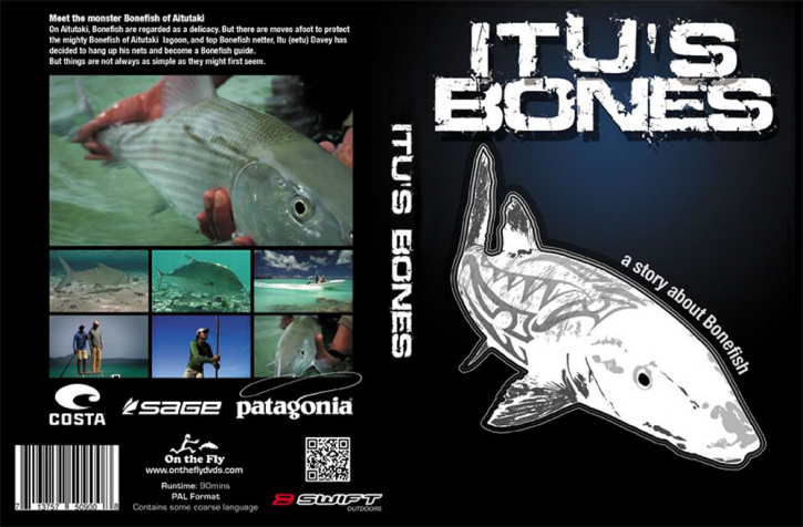 Itu's Bones -  DVD about bonefish fly-fishing