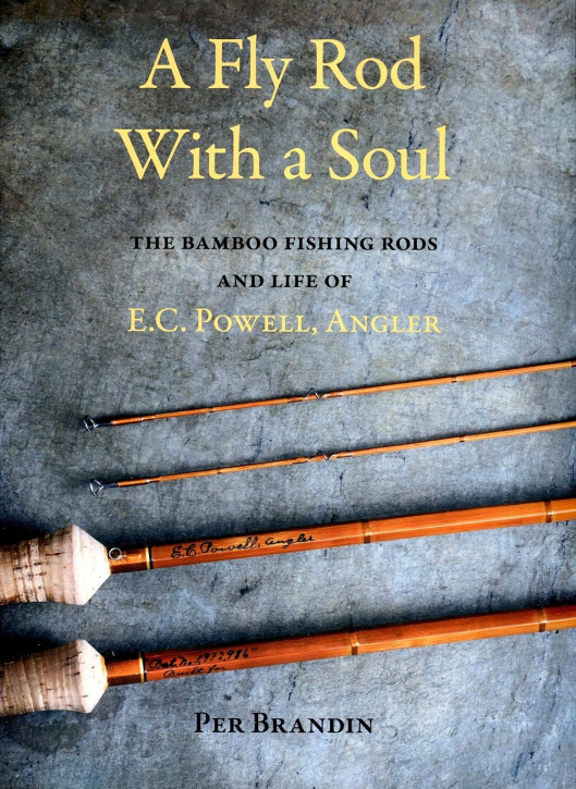 A Fly Rod With a Soul - book