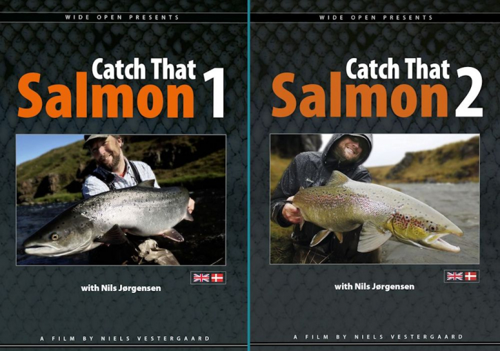 Catch that Salmon - DVD