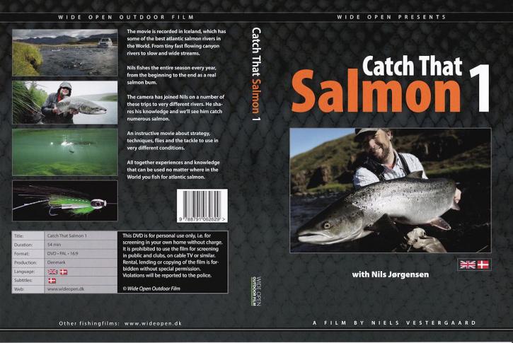 Catch that Salmon 1 - DVD