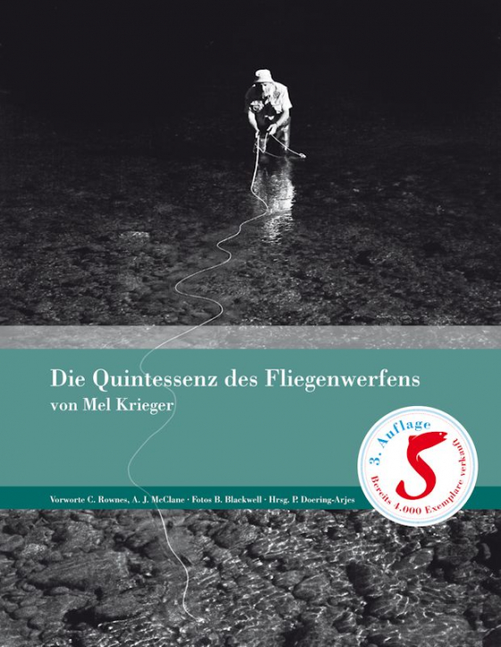 The Essence of Flycasting (German ed.) - Mel Krieger