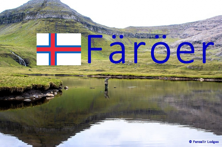 Bach- und Meerforellen auf den Färöer Inseln