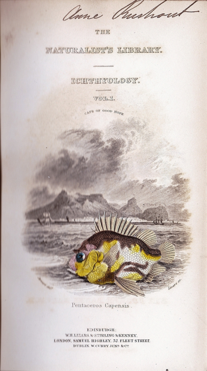 The Perch Family 1835