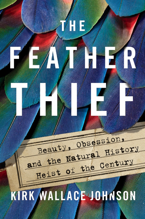 The Feather Thief - Book