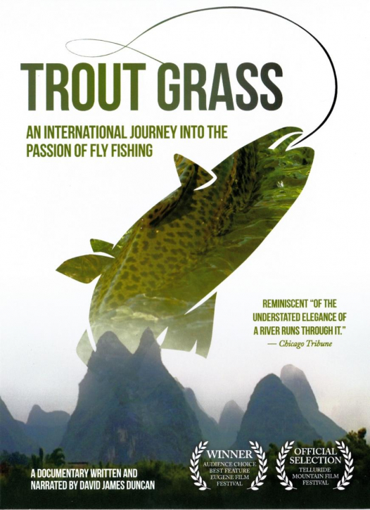 Trout Grass - DVD