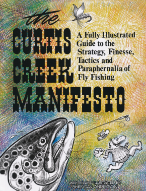 The Curtis Creek Manifesto - book
