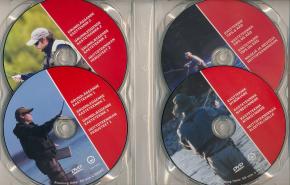 Mel Krieger Box - 4 DVDs