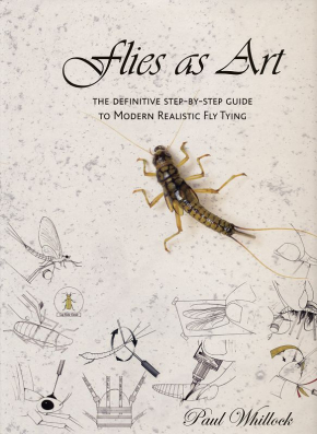 Flies as Art - Buch von Paul Whillock