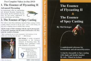 The Essence of Flycasting II - DVD