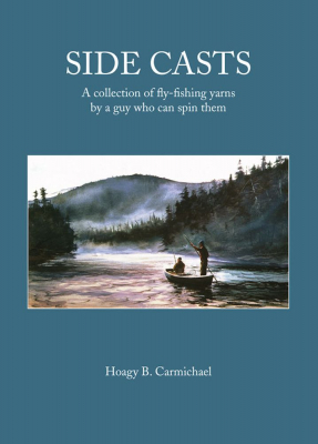 Side Casts - book