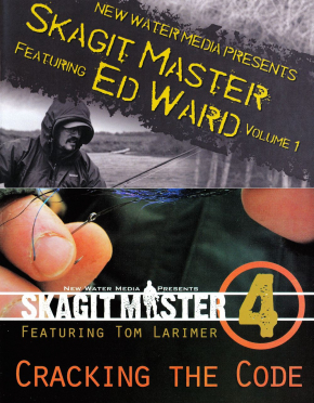Skagit Master Vol. 1 + 4 - 3 DVDs