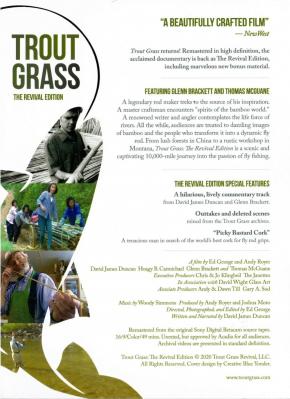 Trout Grass - DVD