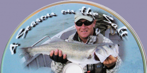 Sea Bass and Striper on the Fly - 2 DVDs without Flies